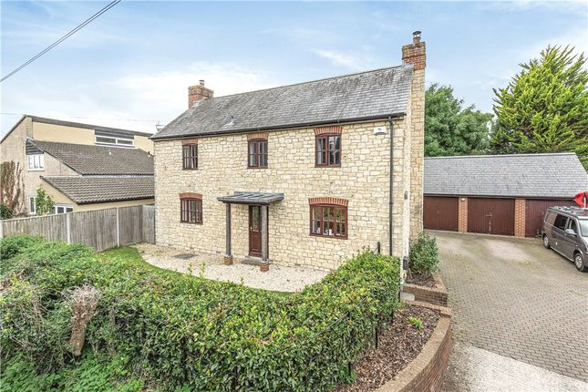 Thumbnail Detached house for sale in Marsh Lane, Wonston, Hazelbury Bryan, Dorset