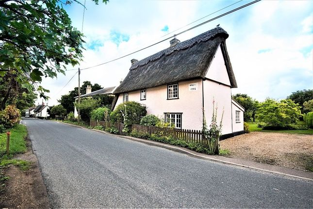 Thumbnail Detached house for sale in High Street, Guilden Morden, Royston