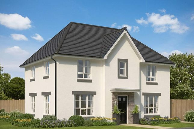 "Thumbnail Detached house for sale in ""Craigston"" at Hopetoun Grange, Bucksburn, Aberdeen"