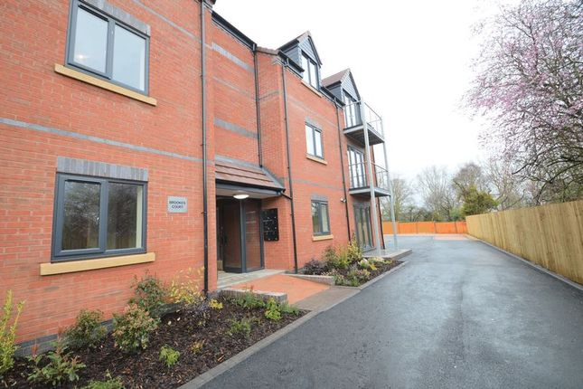 Thumbnail Flat for sale in Apartment 6, Brookes Close, Bell Lane, Studley