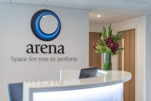 Thumbnail Office to let in Arena Business Centre, Ferndown