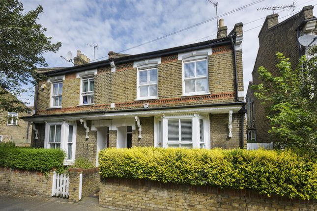 Thumbnail Semi-detached house for sale in Park Grove Road, Leytonstone, London