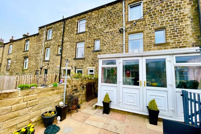 2 bed terraced house for sale in Manchester Road, Linthwaite, Huddersfield HD7