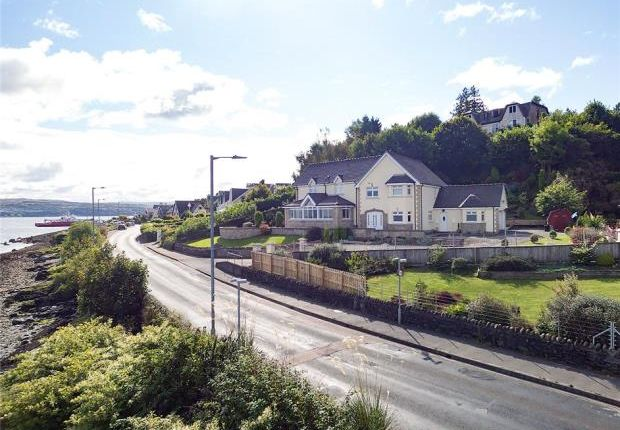 Thumbnail Detached house for sale in Hunters Quay, Dunoon, Argyll And Bute