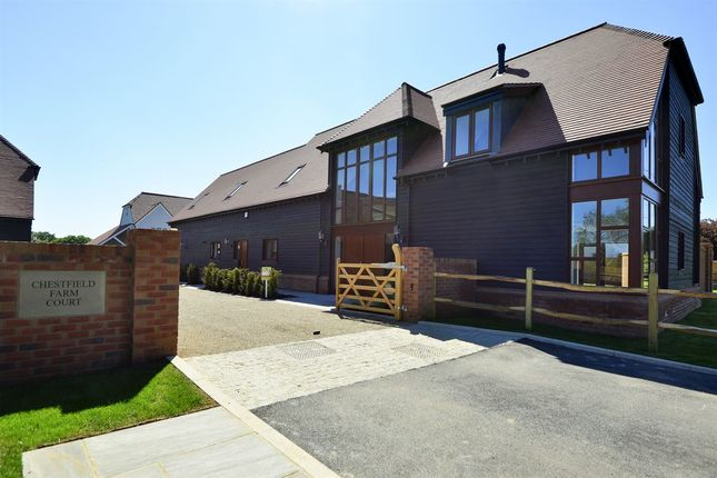 Thumbnail Detached house for sale in The Drove, Chestfield, Whitstable