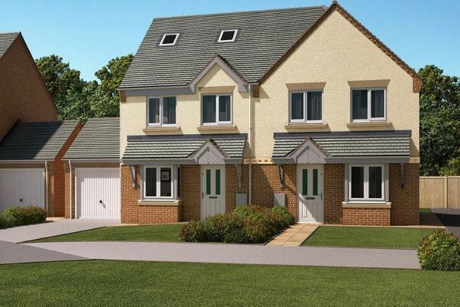 Thumbnail Detached house for sale in The Cedarwood, Primrose Court, Groveley Lane