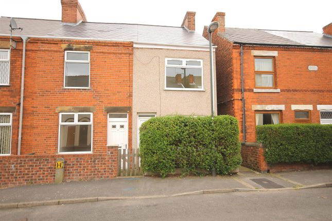 Thumbnail Terraced house for sale in Henry Street, Grassmoor, Chesterfield