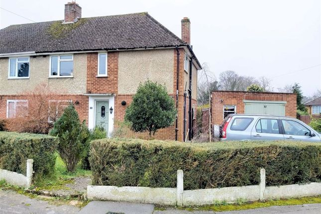 3 bed semi-detached house for sale in Stuart Close, Emmer Green, Reading RG4