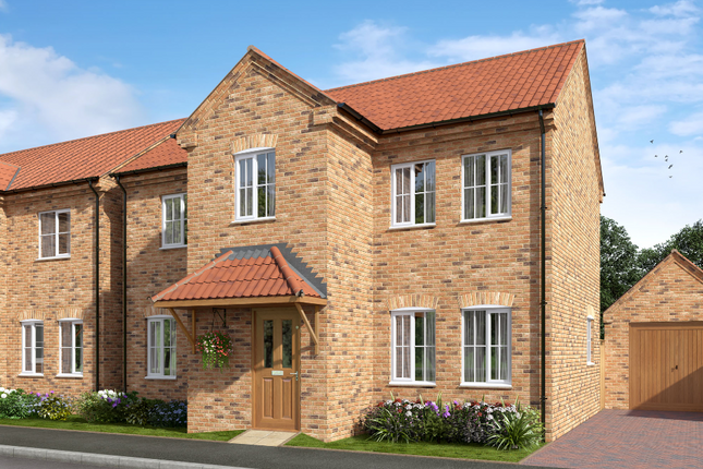 Thumbnail Detached house for sale in Palmer Lane, Barrow-Upon-Humber, North Lincolnshire