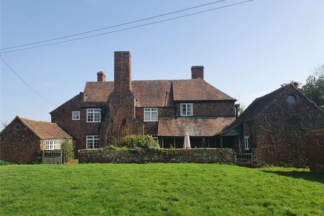 Detached house for sale in Woodend Lane, Shuthonger, Tewkesbury, Gloucestershire