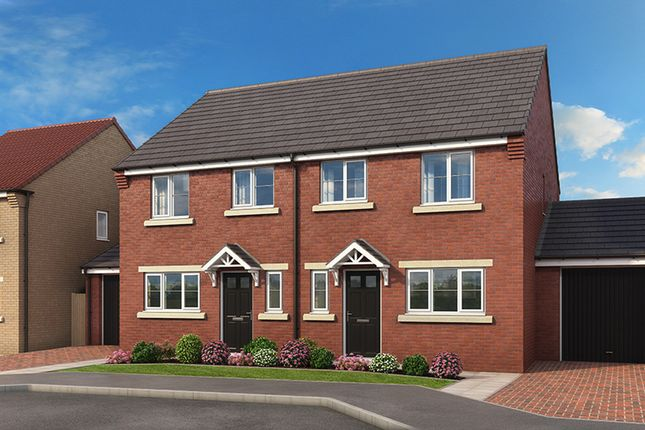 "Thumbnail Property for sale in ""The Larch"" at Off Trunk Road, Normanby, Middlesbrough"