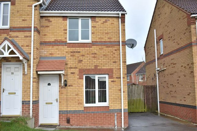 Thumbnail Semi-detached house to rent in Thorn Royd Drive, Holmewood, Bradford