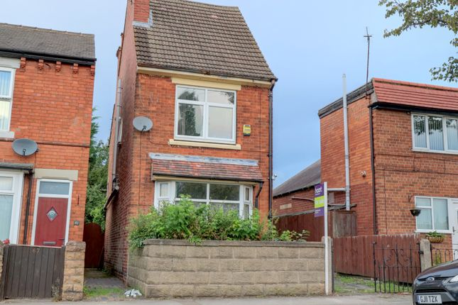 Thumbnail Detached house for sale in Piccadilly, Bulwell, Nottingham
