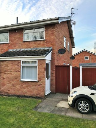 1 bed end terrace house to rent in Snowdrop Close, Beechwood, Runcorn WA7