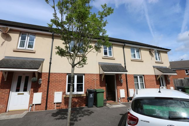 Thumbnail Terraced house to rent in Ffordd Nowell, Penylan, Cardiff