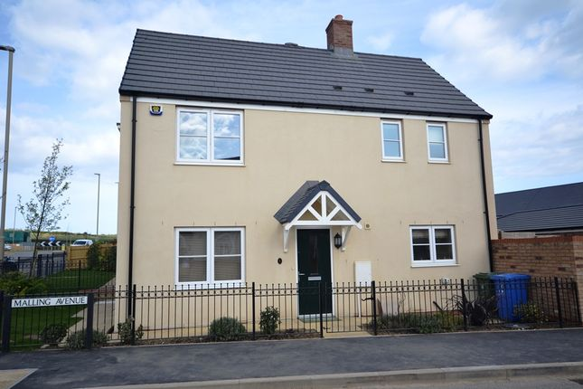 Thumbnail Semi-detached house for sale in Malling Avneue, Middle Deepdale, Scarborough