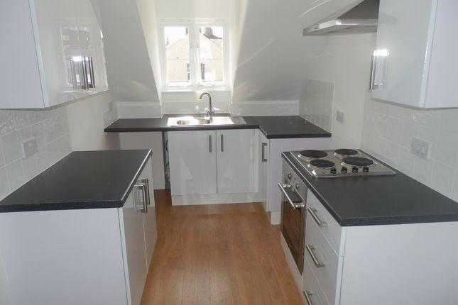 Upper Flat Kitchen