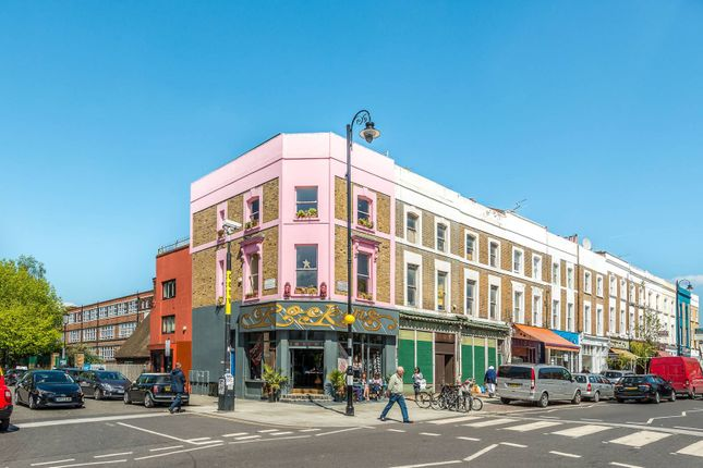 Thumbnail Flat for sale in Golborne Road, Portobello