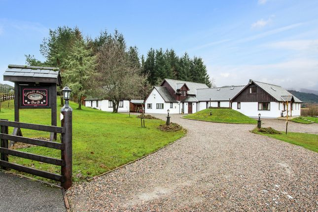 Thumbnail Leisure/hospitality for sale in Garadh Buidhe Self-Catering Complex, Spean Bridge, Fort William