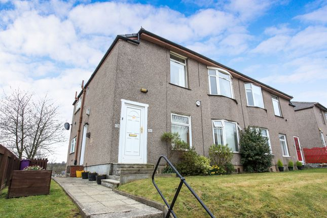 Thumbnail Flat for sale in Kingsacre Road, Glasgow