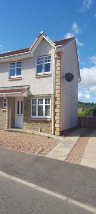 Thumbnail Detached house to rent in Borthwick Place, Balmullo, St. Andrews
