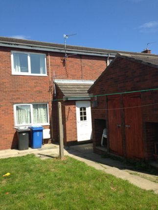 Thumbnail Flat to rent in Hartside Crescent, Hadston