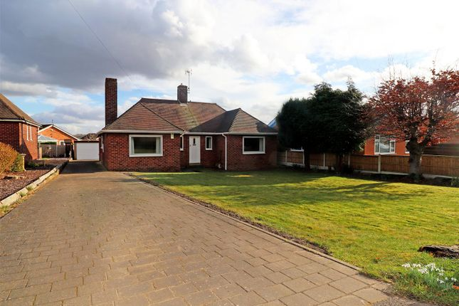 2 bed bungalow for sale in St. Lawrence Road, North Wingfield, Chesterfield S42