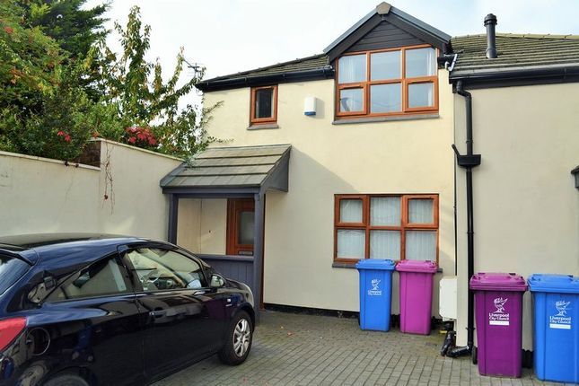 Thumbnail Semi-detached house to rent in Chapel Court, Durning Road, Kensington