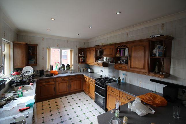 Thumbnail Semi-detached house to rent in Harrington Drive, Lenton, Nottingham