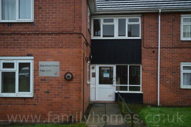 Thumbnail Flat to rent in Blatchford Close, Longton, Stoke-On-Trent