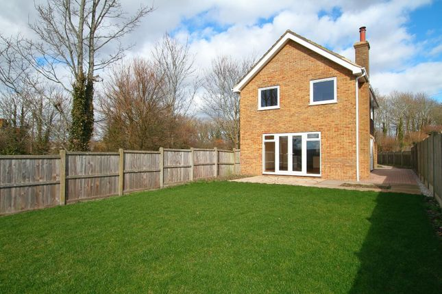 Thumbnail Detached house for sale in Shalmsford Street, Chartham, Canterbury