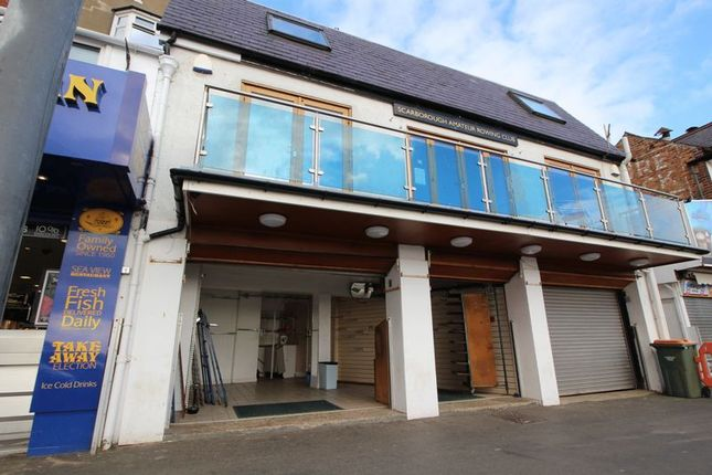 Thumbnail Commercial property to let in Foreshore Road, South Bay, Scarborough