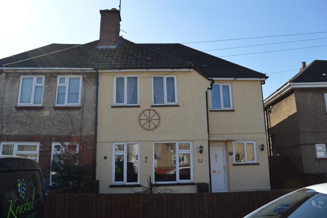 Thumbnail Semi-detached house for sale in Bagge Road, King's Lynn