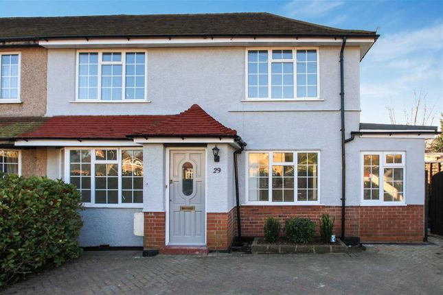 Thumbnail Semi-detached house for sale in Brookshill Avenue, Harrow