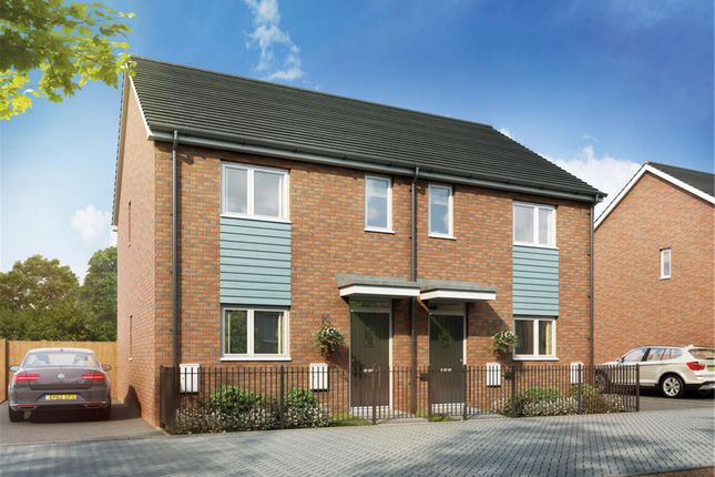 Thumbnail Property for sale in The Lawrence, Glan Llyn, Llanwern, Newport