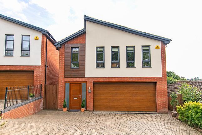 Thumbnail Detached house for sale in Ashworth Crescent, Mapperley, Nottingham