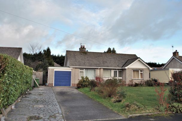 Thumbnail Bungalow for sale in Westlands Close, Ramsey, Isle Of Man