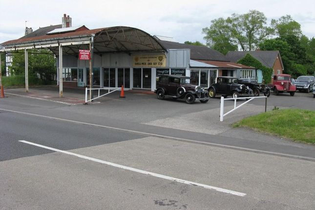 Thumbnail Parking/garage for sale in Prees Heath, Whitchurch