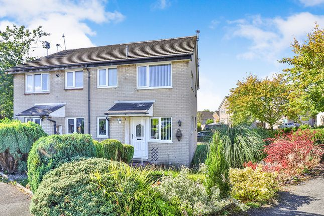 Thumbnail Terraced house for sale in Castlerigg Drive, Burnley