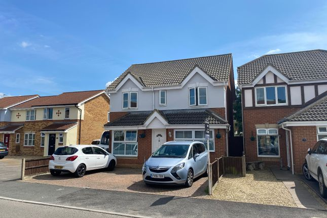 4 bed detached house for sale in Gorse Cover Road, Severn Beach, Bristol BS35