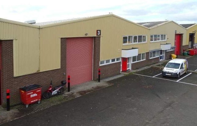 Thumbnail Light industrial to let in Unit 3 Forbes Court, Middlefield Industrial Estate, Falkirk
