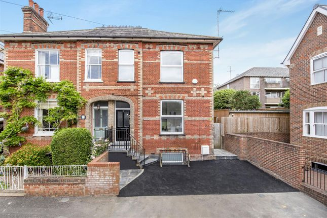Thumbnail Semi-detached house for sale in Stuart Road, High Wycombe