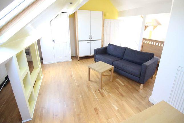 Thumbnail Studio to rent in Caerau Road, Newport
