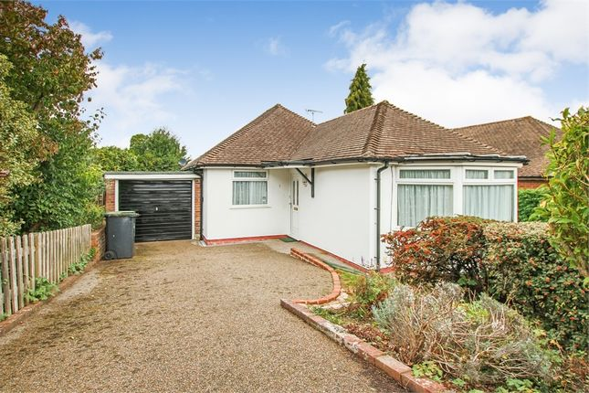 Detached bungalow for sale in Fairlawn Crescent, East Grinstead, West Sussex