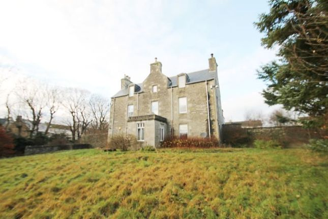 Thumbnail Detached house for sale in Castlehill House, Princes Street, Thurso KW147Dh