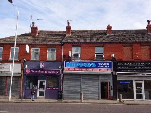 Retail premises for sale in Birkenhead, Merseyside