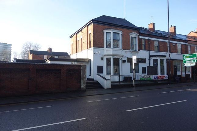 Thumbnail Land for sale in Flannellys, 59-61 Holyhead Road, Coventry, West Midlands