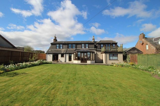 Thumbnail Detached house for sale in Hill Street, Strathmiglo, Cupar