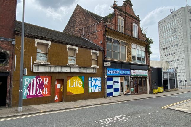 Thumbnail Land for sale in Majestic Building 19-27 Pall Mall, Hanley, Stoke-On-Trent