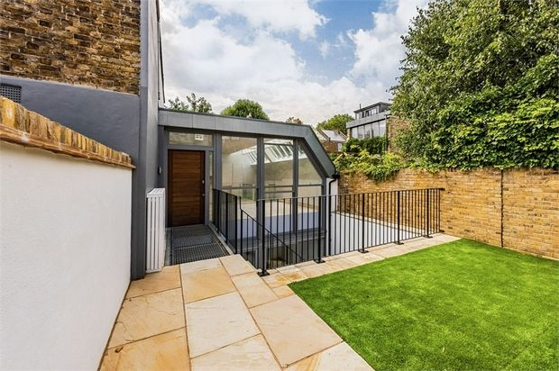 Thumbnail Detached house for sale in 10B, Evelyn Road, London